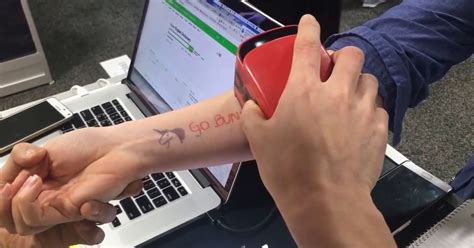 temporary tattoo printer get any temporary in seconds with this printer