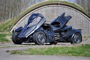 Lamborghini Batmobile Caresto Turned Lamborghini Into Batmobile Business Insider