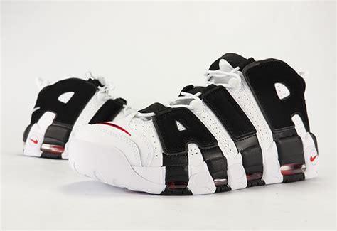 Nike More Up Tempo Scottie Pippen Premium Original Sepatu Keren nike air more uptempo scottie pippen release date sneakerfiles