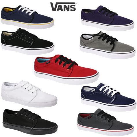 Moda Mio Gold Shoes New With Box vans 106 vulcanise mens womens canvas unisex skate