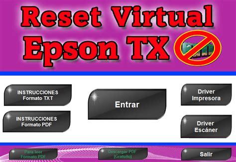 reset epson me320 tx121 programasvirtualespc en busca del conocimiento