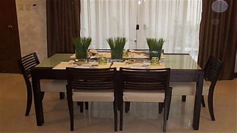 simple dining room ideas simple dining table decor ideas