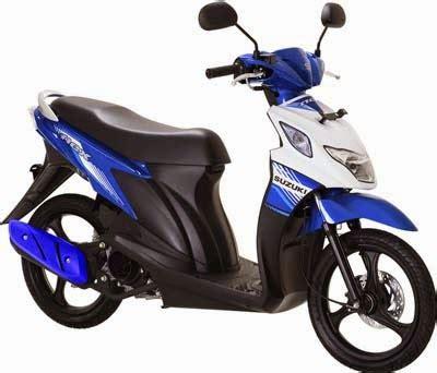 Suzuki Nex Fi harga suzuki nex fi review spesifikasi april 2017