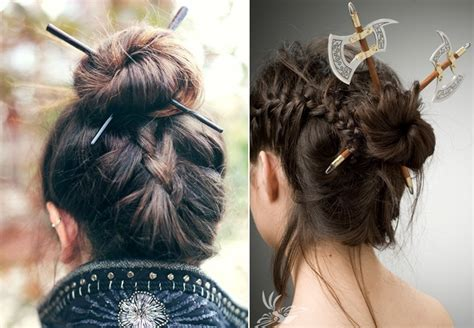 chopstick to platt hairstyle 10 japanese top knot with chopstick hairstyles you would