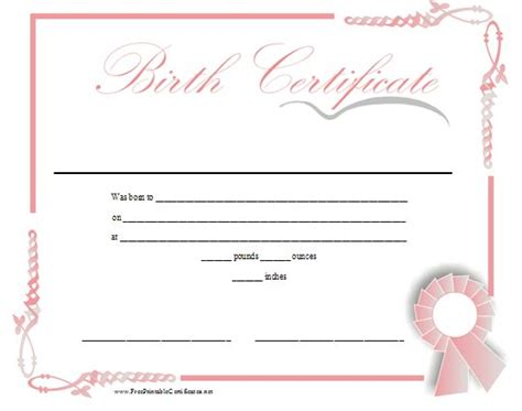 Reborn Birth Certificate Template by 11 Best Reborn Dolls Images On Printable