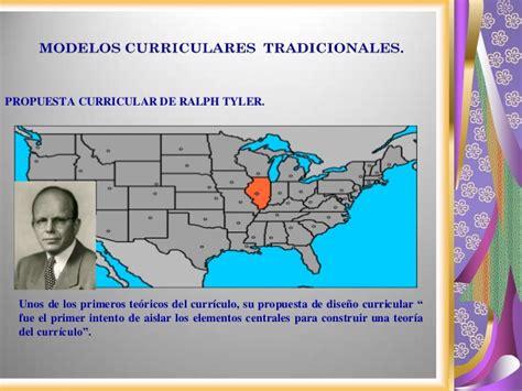 Modelo Curricular Funcionalista Exposicion Tendencias Curriculares