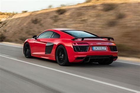 Audi R8 2017 by 2017 Audi R8 V10 Plus Drive Digital Trends