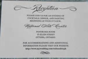 reception card wording wedding invitation ideas receptions reception card and cards