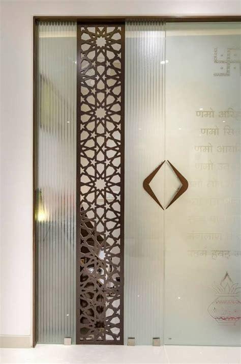 log railing room door design door glass design pooja