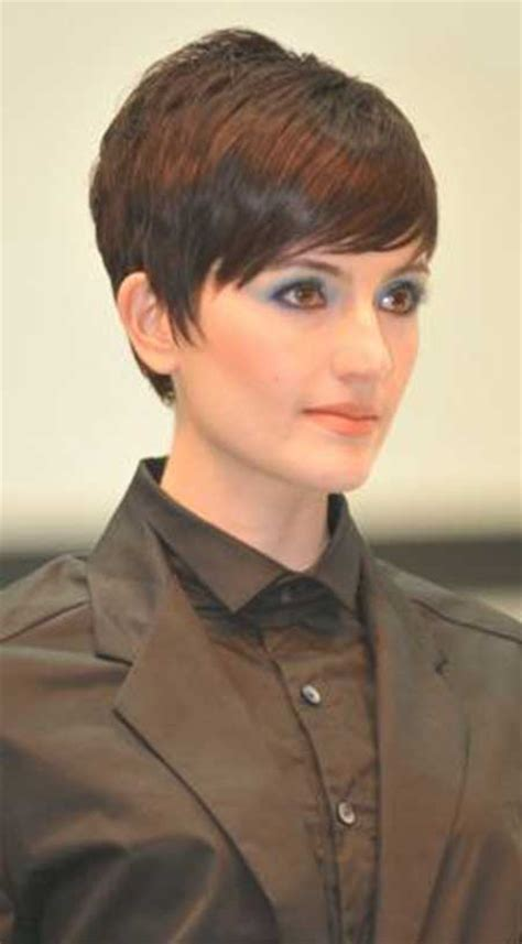 pixie cut on narrow face best pixie cuts for 2013 short hairstyles 2017 2018