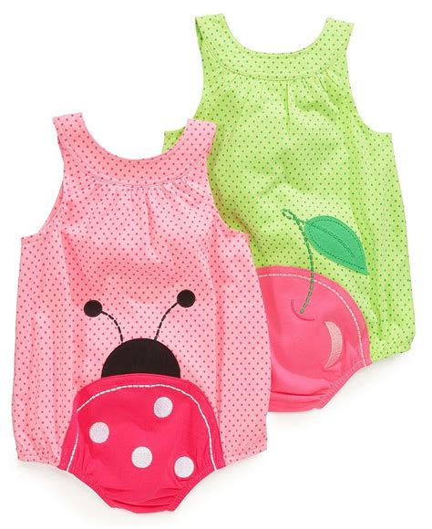 Baby clothes ladybug butt baby girl romper cute baby pinterest rompers babies clothes
