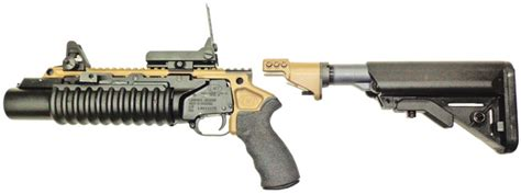 Kaos Navy Seals Ar By Araysel standalone options for the m203 r ar15