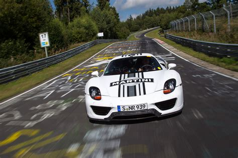 Porsche Nurburgring Times by Porsche Cars News 918 Spyder Laps N 252 Rburgring In 7 14 Min
