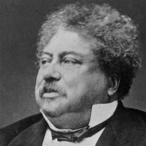 one author alexandre dumas playwright author biography