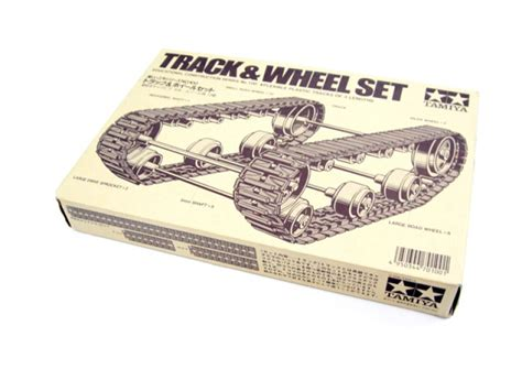 tamiya 70100 track and wheel set robodyne