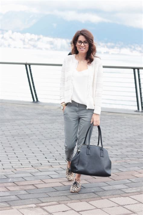 Jillian Harris Wardrobe by Keeping It Business Casual Jillian Harris