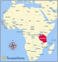 Tanzania Africa Map by Maps Tanzania Islands Zanzibar Pemba Indian Ocean