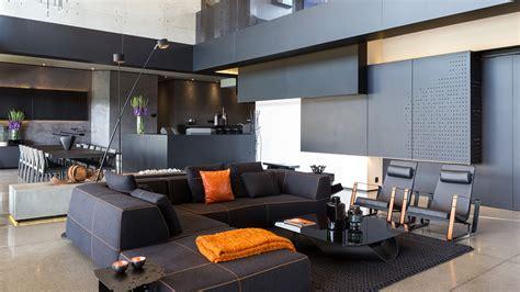 Living Room Doubles As Bedroom Volume Living Room Interior Design Ideas