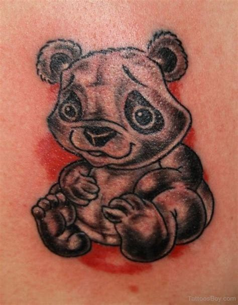 teddy bear tattoo design teddy tattoos designs pictures page 4