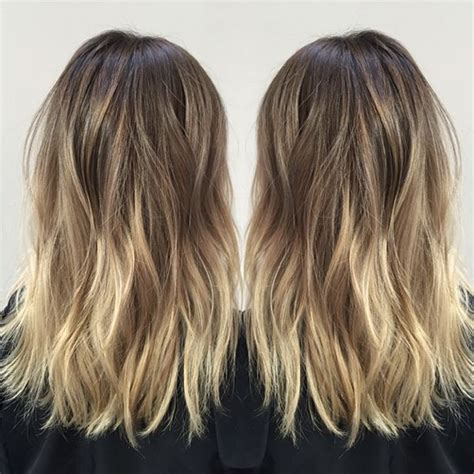roots light ends technique summer hair color trends what s right for you