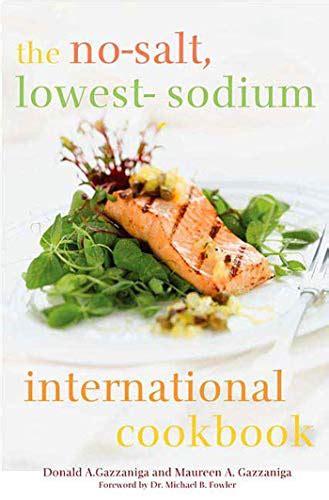 Compare Price Low Salt Cookbook On Statementsltd Com