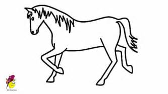 drawing pictures horse drawing pictures for kids