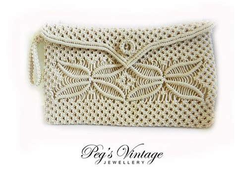 Asd9 Tas Selempang Clutch Collage 2 In 1 71 best macrame bag images on macrame bag crocheted bags and crochet handbags