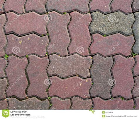 zigzag brick pattern footpath brick texture stock photo image 44474814