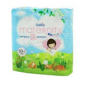 Softex Maternity Pembalut Bersalin jual beli softex maternity k24klik