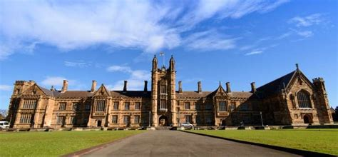 Top Universities In Sydney For Mba by Of Sydney Business School Launches