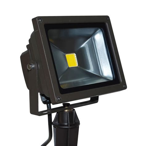 Led Flood Lights Outdoor Bulbs Lightcraft Outdoor Led Fl 12v Led Power Flood Lights Atg Stores