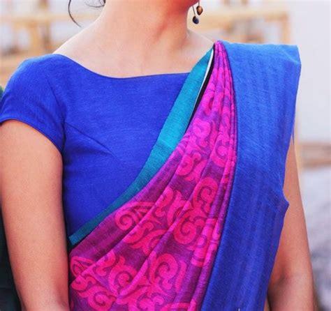 jacket neck design designer boat neck blouse designs for sarees