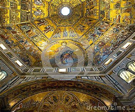 la cupola ledusa cupola dei di san battistero firenze italia