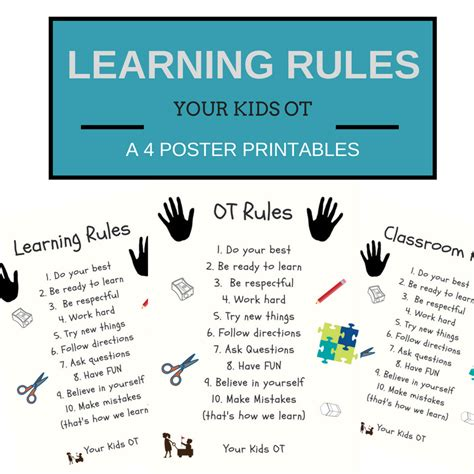 learning learning explained to your ã a guide learning your ot
