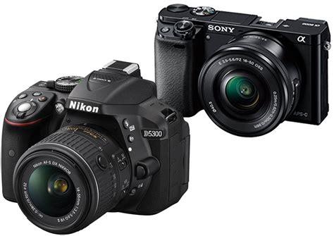 nikon   sony  shootdigitalcamerascom