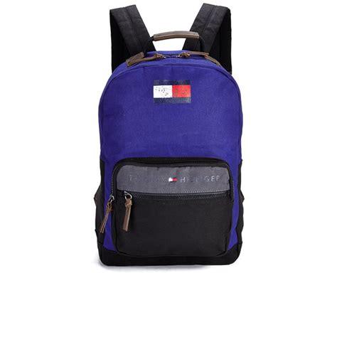 Longch Backpack Fashion Uk S hilfiger s lance backpack jet set buy mankind
