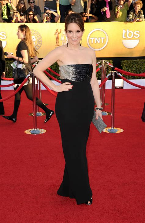Screen Actors Guild Awards Tina Fey by Tina Fey Strapless Dress Dresses Skirts Lookbook