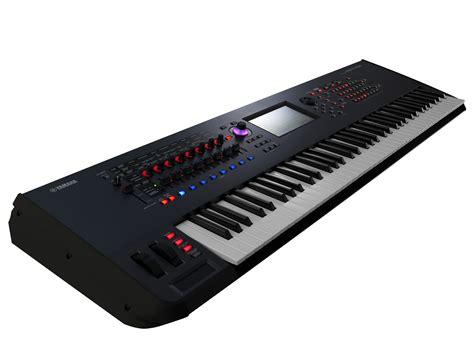 Keyboard Yamaha Synthesizer yamaha montage 7 motion awm2 fm x synthesizer