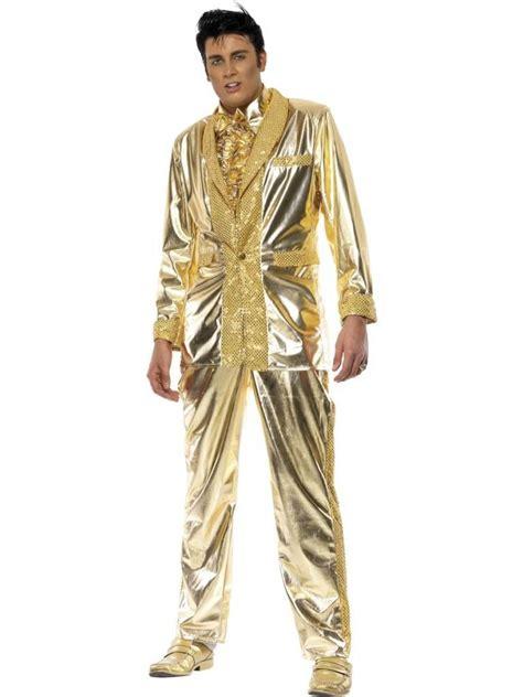elvis wardrobe gouden elvis kostuums voor heren