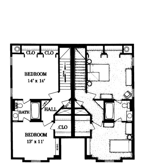 2 story duplex floor plans cherry valley two story duplex plan 020d 0066 house