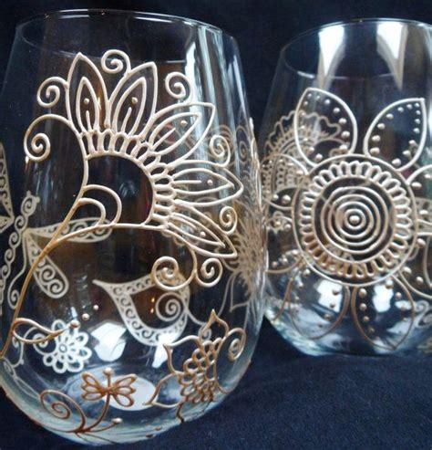 henna design on glass 1000 images about mehndi glass on pinterest