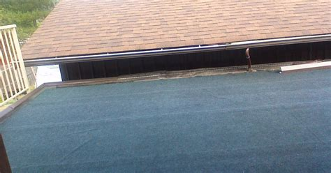 roof top deck what do i cover a flat roof top deck with hometalk