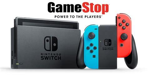 gamestop console gamestop rewards employees with nintendo switch consoles