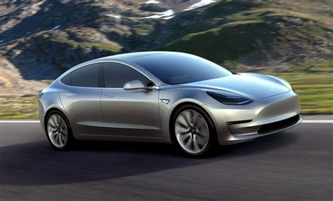 Top Of The Line Tesla Elon Musk Confirms Tesla Model 3 Will Ludicrous Mode
