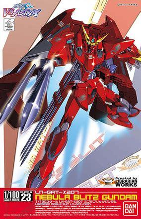 Gundam Seed Cutting Sticker 1 vs astray nebula blitz gundam ng 1 100