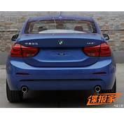 BMW 1 Series Sedan  Real Life Photos