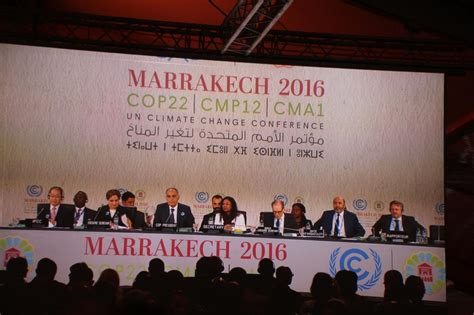 Interaction Of Formal And Informal Credit Markets In Developing Countries Cop22 Opening Session On Agriculture Discusses Climate Adaptation Food Security