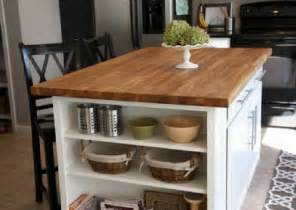 Diy Kitchen Islands by Kitchen Island Ideas Amp How To Make A Great Kitchen Island