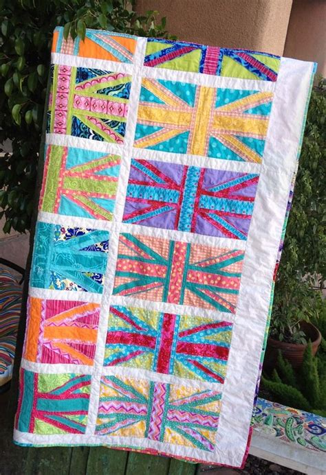 Union Patchwork Quilt - 85 best union quilted images on union