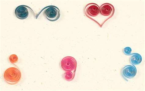 How To Make Different Shapes In Paper Quilling - quilling tricks tips to turn paper into all